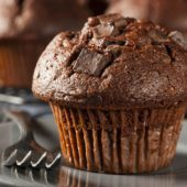 Muffin din ciocolata