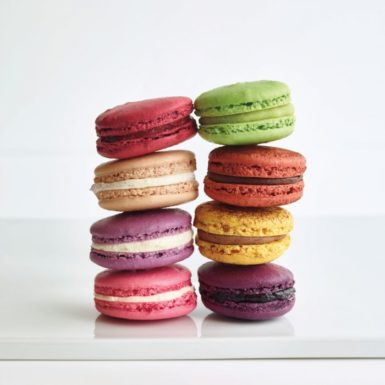 macarons ser coffee 2 go